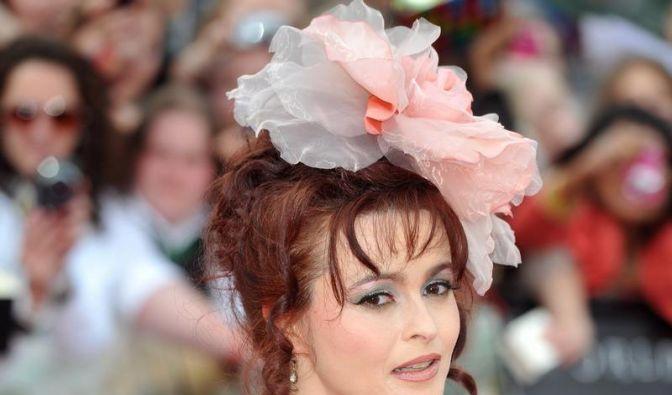 Queen ehrt Helena Bonham Carter (Foto)