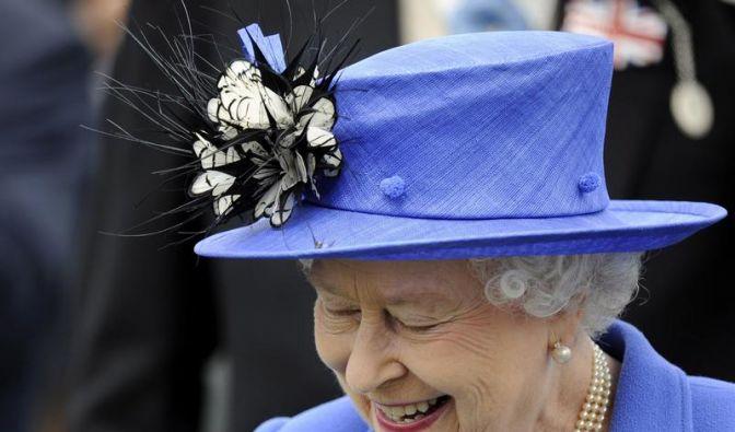 Queen Elizabeth II. - Die Pferdenärrin der Nation (Foto)