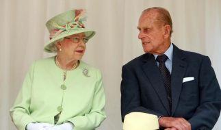 Queen Elizabeth II., Prinz Philip (Foto)