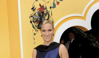 Queen-Enkelin Zara Phillips hat sich verlobt (Foto)