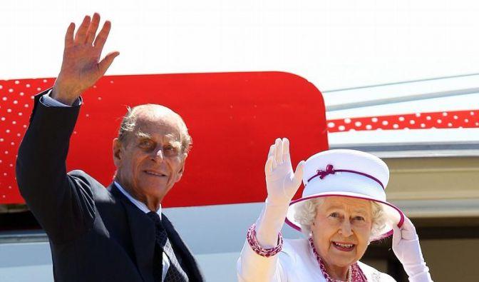 Queen nach elf Tagen in Australien auf dem Heimweg (Foto)