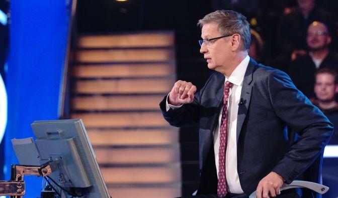 """Quizmaster Günther Jauch fühlt seinen Kandidaten bei """"Wer wird Millionär?"""" seit Jahr und Tag auf den Zahn. (Foto)"""
