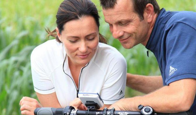 Radeln auf GPS-Routen - Fahrrad-Navis werden beliebter (Foto)