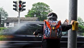 Radeln ohne Schutz: Viele Kinder ohne Helm unterwegs (Foto)