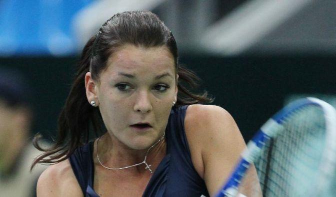 Radwanska dank Bartolis Pech beim WTA-Masters (Foto)