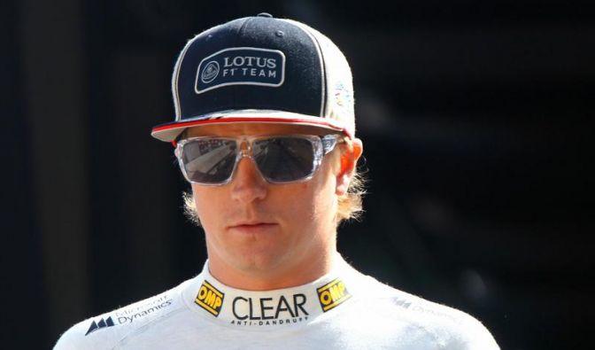 Räikkönen: Noch kein Sieg, aber Vettel im Nacken (Foto)