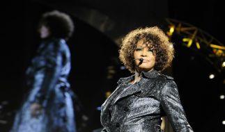 Rätselraten um Whitney Houstons Tod (Foto)