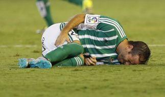 Rafael van der Vaart ist am Tiefpunkt seiner Karriere angelangt. (Foto)