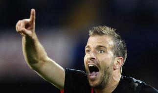 Rafael van der Vaart will bei Tottenham bleiben. (Foto)