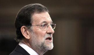 Rajoy setzt Rotstift an: Spanien auf Sparkurs (Foto)