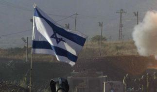 Rakete aus dem Libanon schlägt in Israel ein (Foto)