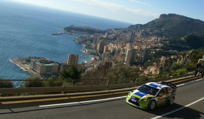 Rallye Monte Carlo (Foto)
