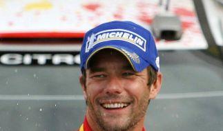 Rallye-Star Loeb vor dem achten WM-Titel (Foto)
