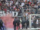 Randale und Abstiegsangst: Eintracht unter Schock (Foto)