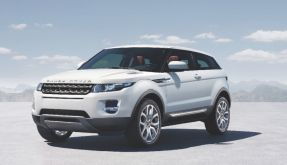 Range Rover Evoque (Foto)