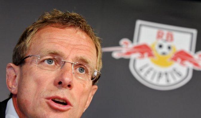 Rangnick enttäuscht nach Salzburg-Blamage (Foto)