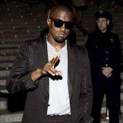 Kanye West wird zum Gott (Foto)
