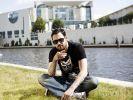 Rapper Sido geht zum ersten Mal wählen (Foto)