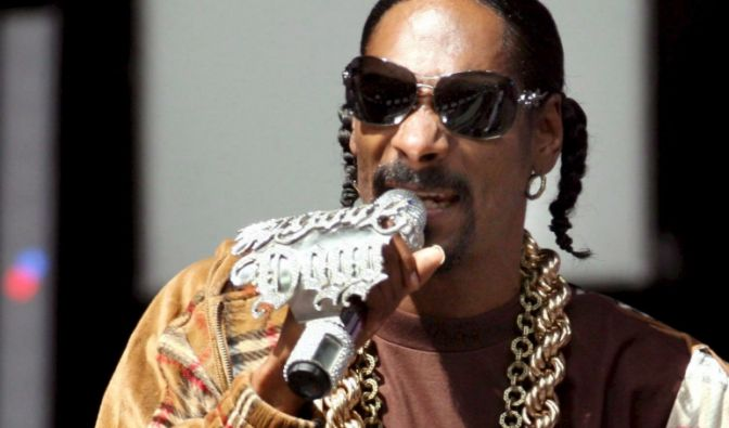 Rapper Snoop Dogg (Foto)