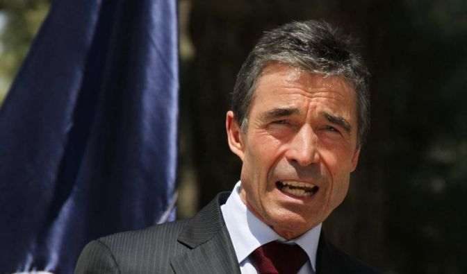 Rasmussen: Nato bleibt bei Afghanistan-Abzug 2014 (Foto)