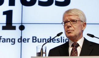 Rauball: «Am Spielplan wird nicht gerüttelt» (Foto)