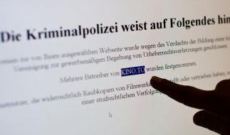 Raubkopien aus dem Netz - Unwissenheit ist keine Ausrede (Foto)