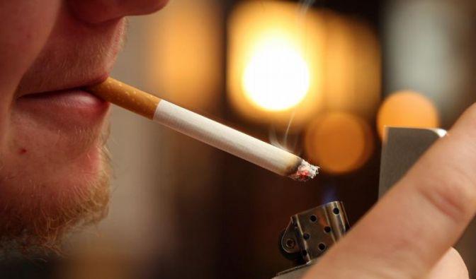 Rauchen erhöht Tuberkulose-Gefahr (Foto)