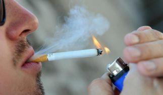 Rauchverbot (Foto)