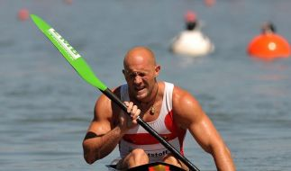 Rauhe bei Kanu-Qualifikation ganz stark (Foto)