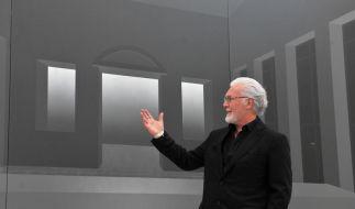 Raum-Künstler: Werke von Willikens und Weischer (Foto)