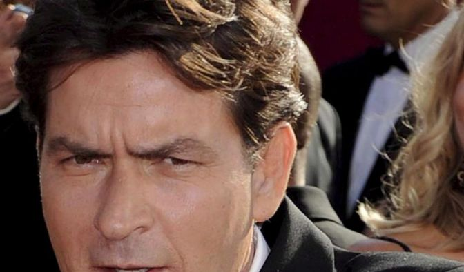 Rauswurf: Charlie Sheen nun ohne Job (Foto)