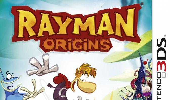 Rayman Origins - Spiel für Nintendo 3DS (Foto)