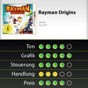 Raymon Origins in der Bewertung von news.de.
