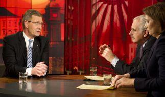 Reaktionen auf das TV-Interview mit Bundespraesident Wulff (Foto)