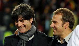 Reaktionen zum neuen Vertrag für Bundestrainer Löw (Foto)