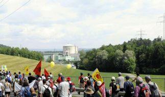 Reaktorblock in Schweizer Atomkraftwerk abgeschaltet (Foto)