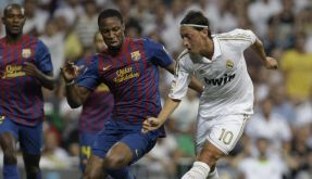 Real gegen Barca (Foto)