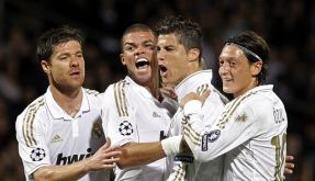 Real Madrid - Olympique Lyon (Foto)