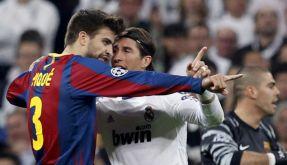 Real vs. Barca (Foto)