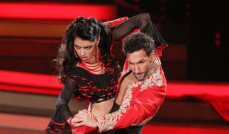Rebecca Mir bei Let's Dance (Foto)