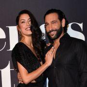 """Rebecca Mir und Massimo Sinató lernten sich bei """"Let's Dance"""" kennen und lieben. (Foto)"""
