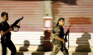 Rebellen und Militärs kämpfen um Aleppo. (Foto)