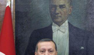 Recep Tayyip Erdogan (Foto)