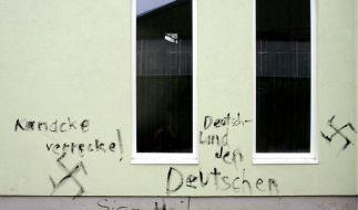 Rechtsextreme Straftaten (Foto)