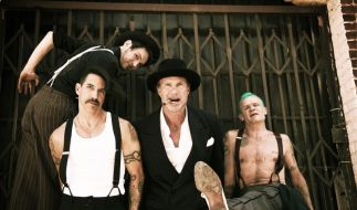 Red Hot Chili Peppers (Foto)