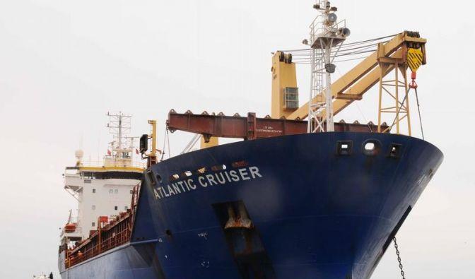 Reederei: «Atlantic Cruiser» transportierte keine Waffen (Foto)