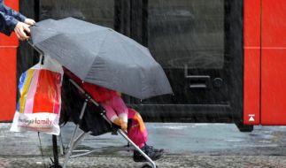 Regen und Gewitter (Foto)