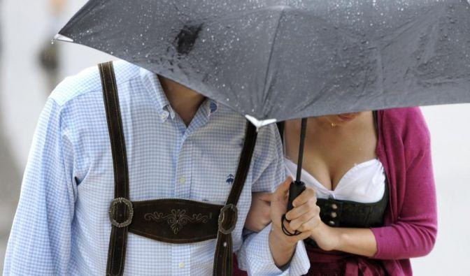 Regenschirm (Foto)