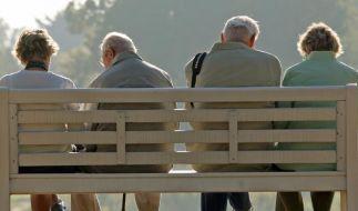 Regierung beharrt auf Rente mit 67 (Foto)
