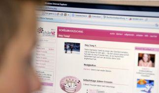 Regierung mahnt zu Vorsicht bei Online-Netzwerken (Foto)